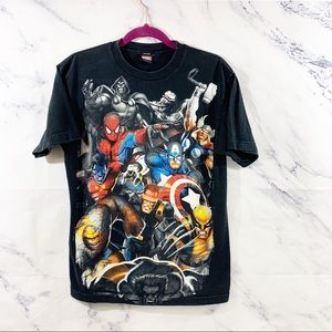 Marvel Multiverse Graphic Tee (No Size)